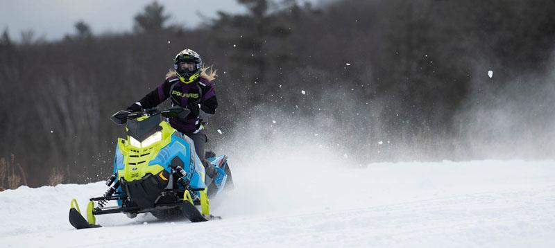 2020 Polaris 600 INDY XC 129 SC in Barre, Massachusetts