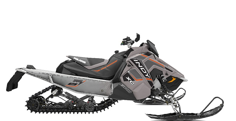 2020 Polaris 600 Indy XC 129 SC in Troy, New York - Photo 1
