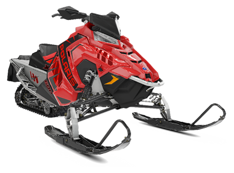2020 Polaris 600 INDY XC 129 SC in Appleton, Wisconsin - Photo 2