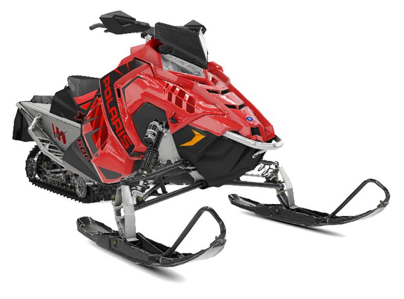 2020 Polaris 600 Indy XC 129 SC in Woodruff, Wisconsin - Photo 2