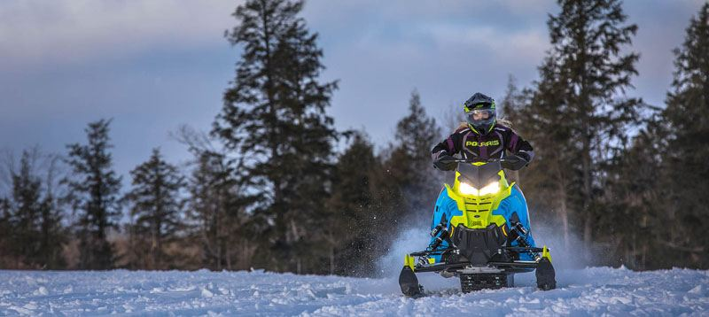 2020 Polaris 600 Indy XC 129 SC in Sacramento, California - Photo 4