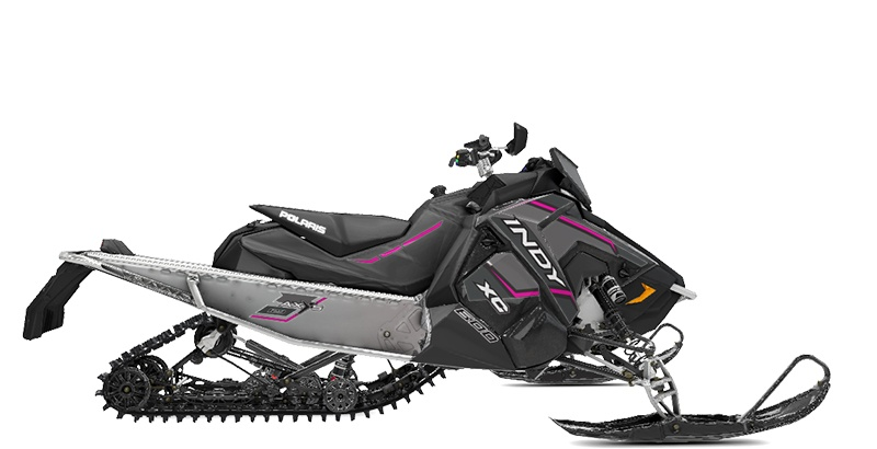 2020 Polaris 600 INDY XC 129 SC in Fairview, Utah