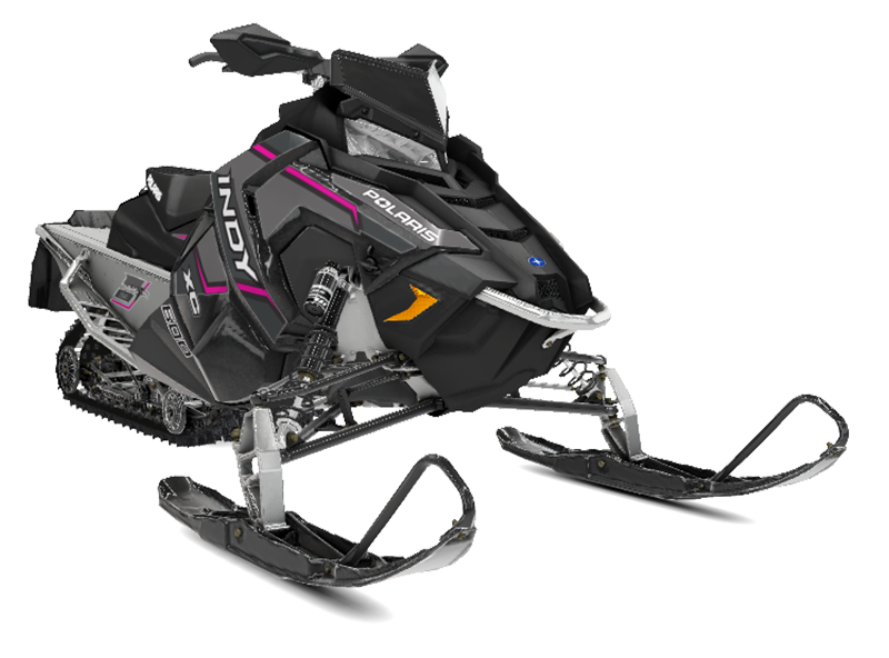 2020 Polaris 600 INDY XC 129 SC in Pittsfield, Massachusetts - Photo 2