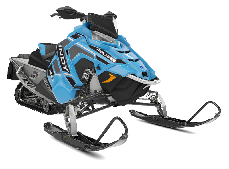 2020 Polaris 600 INDY XC 129 SC in Woodstock, Illinois - Photo 2