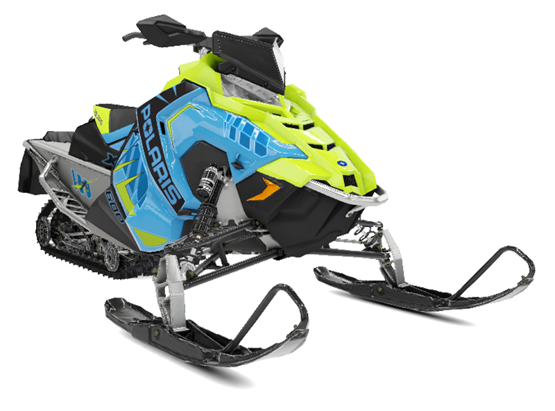 2020 Polaris 600 INDY XC 129 SC in Ironwood, Michigan