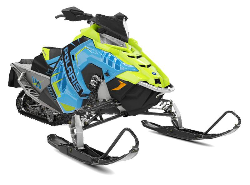 2020 Polaris 600 Indy XC 129 SC in Saratoga, Wyoming - Photo 2