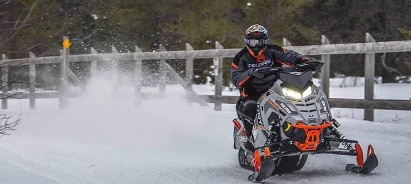 2020 Polaris 600 Indy XC 137 SC in Elkhorn, Wisconsin - Photo 5