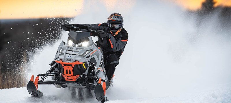 2020 Polaris 600 Indy XC 137 SC in Hillman, Michigan