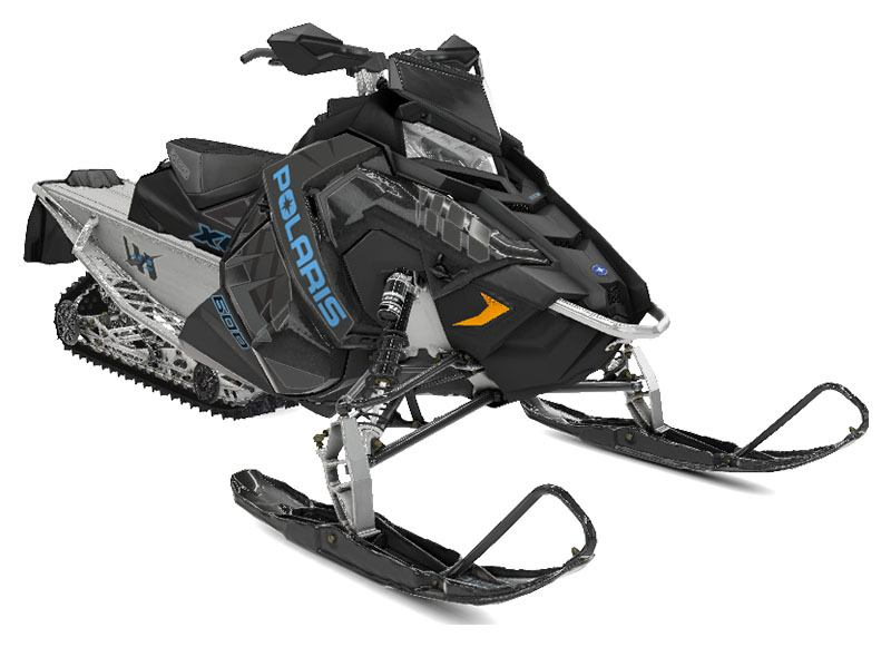 2020 Polaris 600 Indy XC 137 SC in Belvidere, Illinois