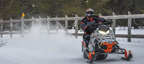 2020 Polaris 600 Indy XC 137 SC in Waterbury, Connecticut - Photo 5