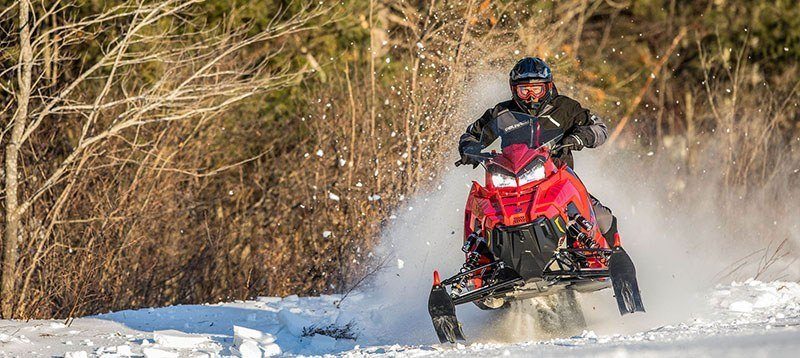 2020 Polaris 600 Indy XC 137 SC in Altoona, Wisconsin - Photo 8