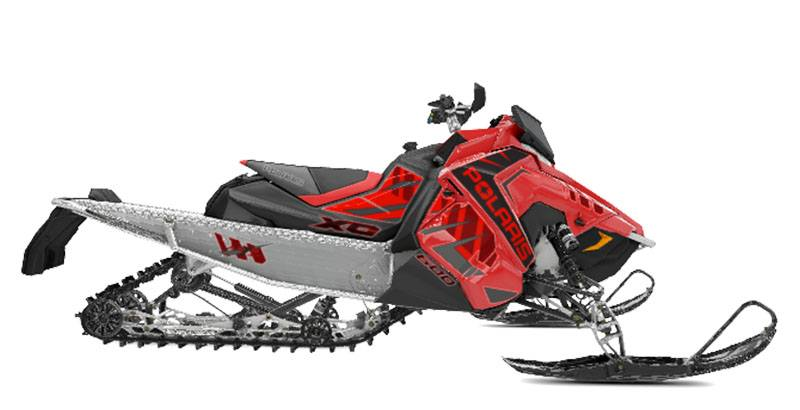 2020 Polaris 600 Indy XC 137 SC in Woodruff, Wisconsin - Photo 1