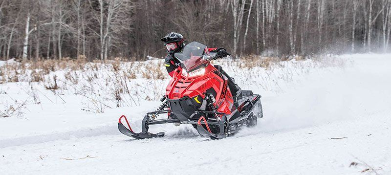 2020 Polaris 600 Indy XC 137 SC in Hancock, Wisconsin - Photo 3