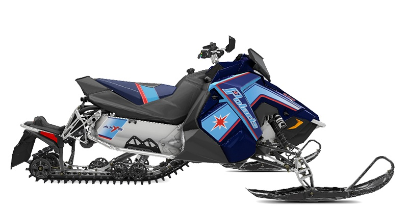 2020 Polaris 600 RUSH PRO-S SC in Barre, Massachusetts - Photo 1