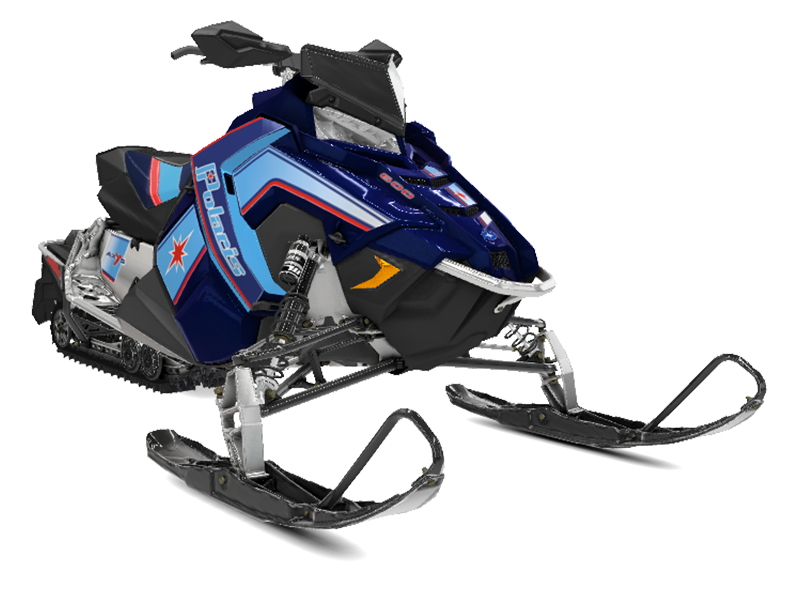 2020 Polaris 600 RUSH PRO-S SC in Nome, Alaska