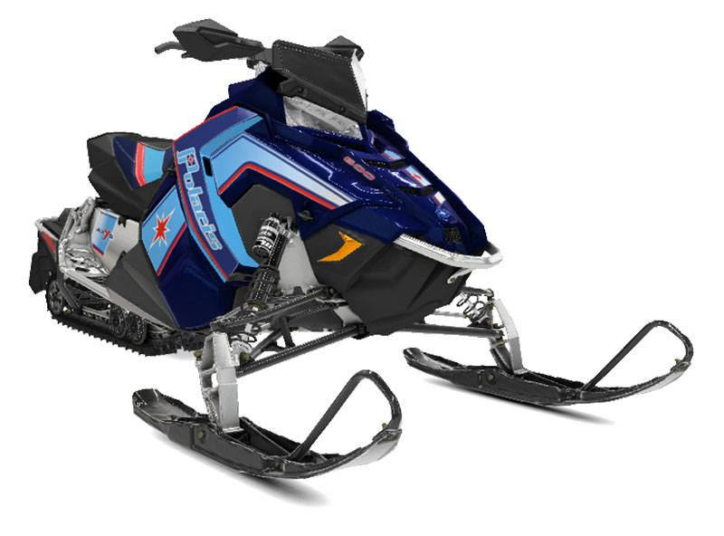 2020 Polaris 600 RUSH PRO-S SC in Barre, Massachusetts - Photo 2