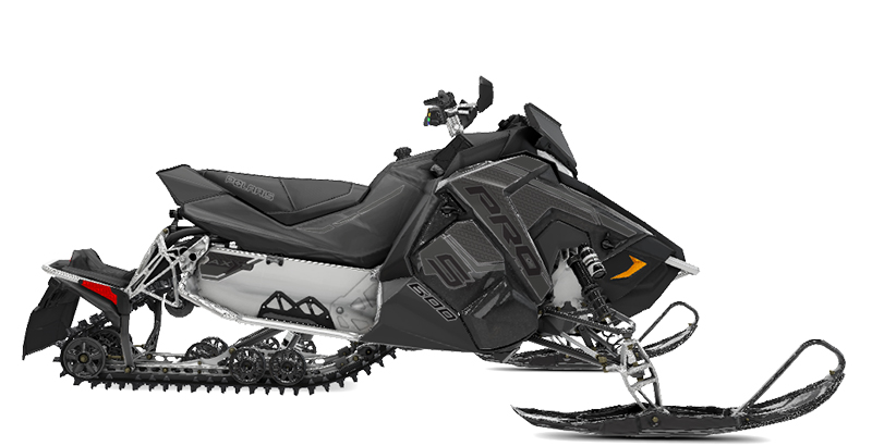 2020 Polaris 600 RUSH PRO-S SC in Center Conway, New Hampshire - Photo 1