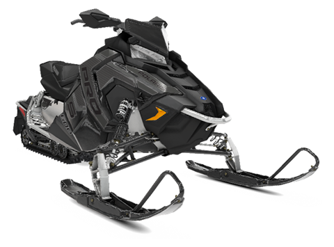 2020 Polaris 600 RUSH PRO-S SC in Dimondale, Michigan