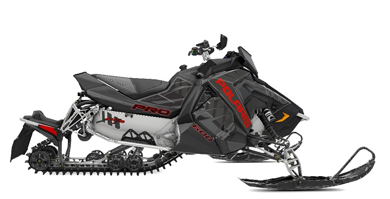 2020 Polaris 600 RUSH PRO-S SC in Greenland, Michigan