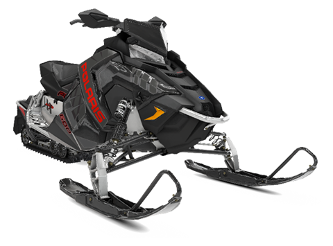 2020 Polaris 600 RUSH PRO-S SC in Ponderay, Idaho - Photo 2