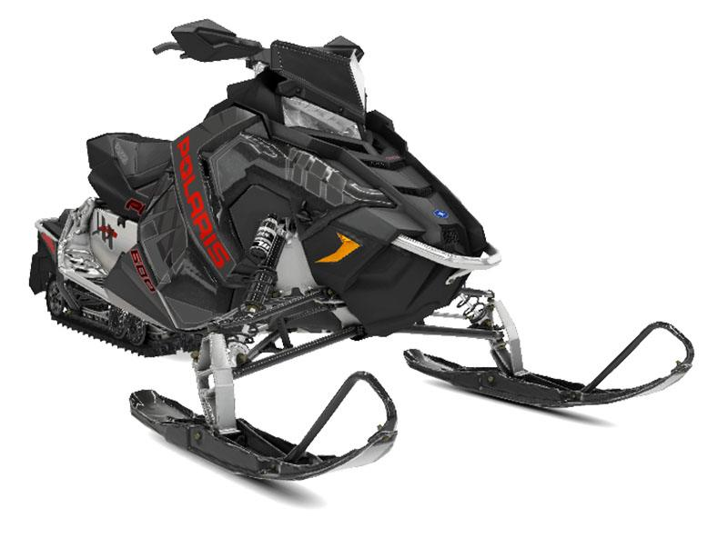 2020 Polaris 600 RUSH PRO-S SC in Eastland, Texas - Photo 2