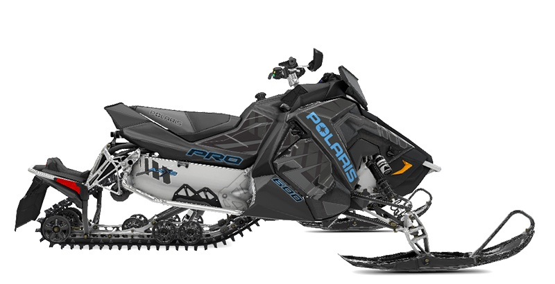 2020 Polaris 600 RUSH PRO-S SC in Anchorage, Alaska - Photo 1