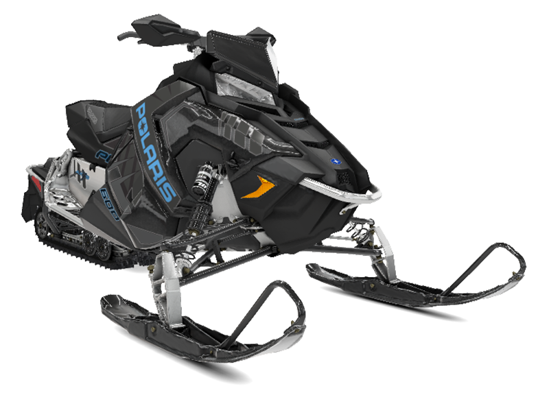 2020 Polaris 600 RUSH PRO-S SC in Lewiston, Maine - Photo 2