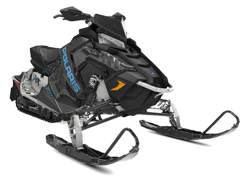 2020 Polaris 600 RUSH PRO-S SC in Denver, Colorado - Photo 2