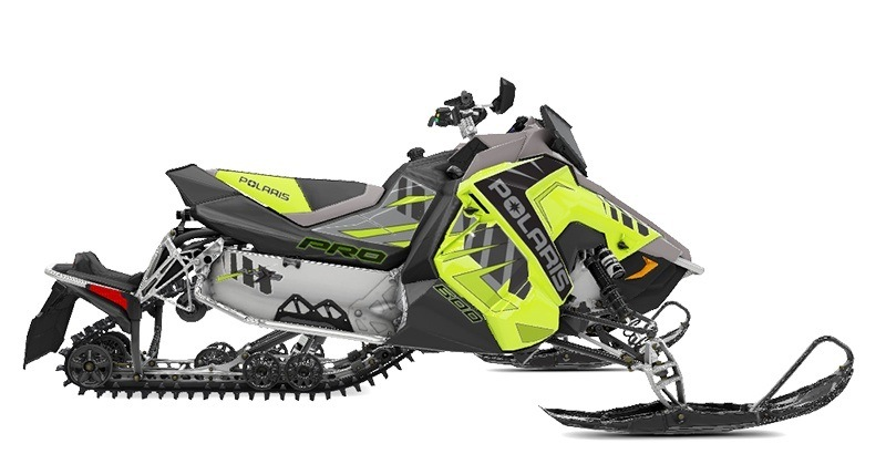 2020 Polaris 600 RUSH PRO-S SC in Rapid City, South Dakota - Photo 1