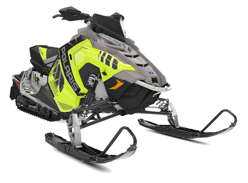 2020 Polaris 600 RUSH PRO-S SC in Saint Johnsbury, Vermont
