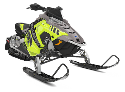 2020 Polaris 600 RUSH PRO-S SC in Eastland, Texas