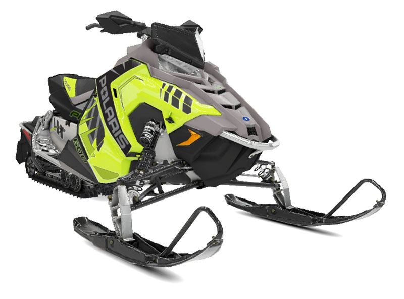 2020 Polaris 600 RUSH PRO-S SC in Waterbury, Connecticut - Photo 2