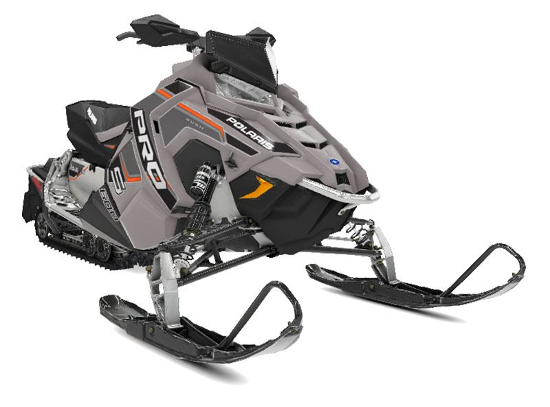 2020 Polaris 600 RUSH PRO-S SC in Fairview, Utah - Photo 2