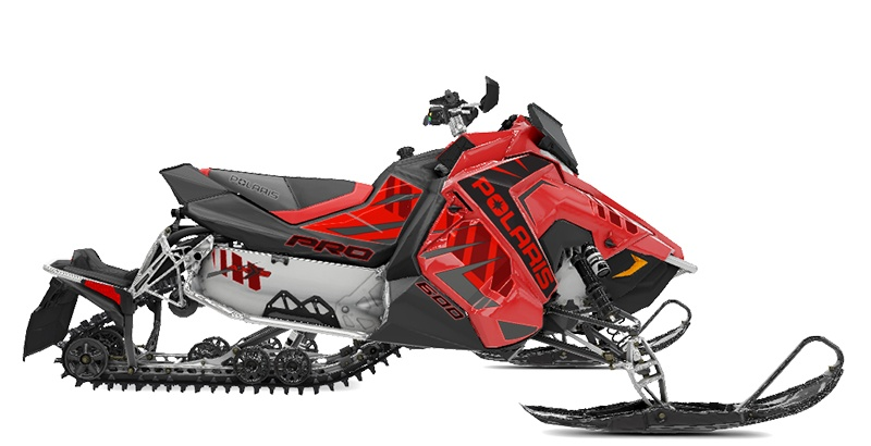 2020 Polaris 600 RUSH PRO-S SC in Belvidere, Illinois - Photo 1