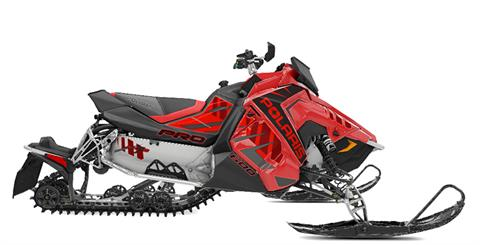 2020 Polaris 600 RUSH PRO-S SC in Ponderay, Idaho