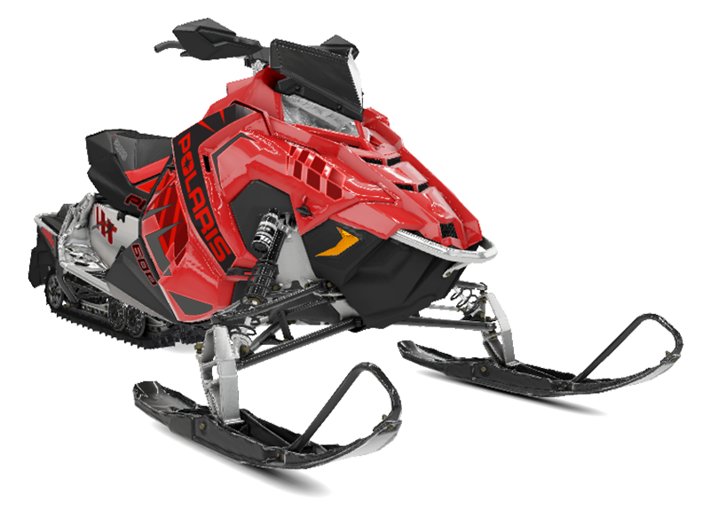 2020 Polaris 600 RUSH PRO-S SC in Belvidere, Illinois - Photo 2