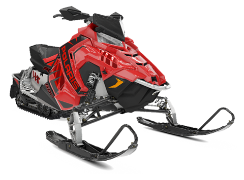 2020 Polaris 600 RUSH PRO-S SC in Mars, Pennsylvania - Photo 2