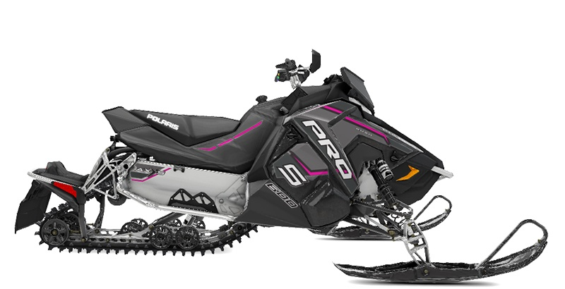 2020 Polaris 600 RUSH PRO-S SC in Pittsfield, Massachusetts - Photo 1
