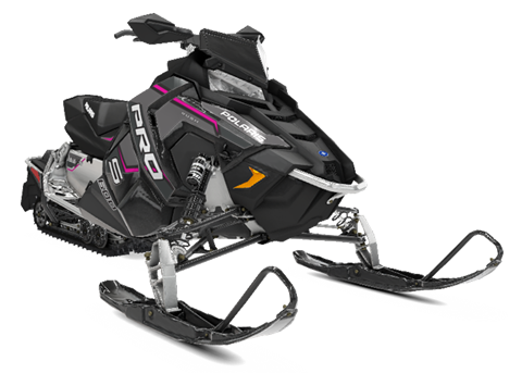 2020 Polaris 600 RUSH PRO-S SC in Pittsfield, Massachusetts - Photo 2