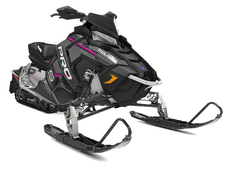 2020 Polaris 600 RUSH PRO-S SC in Center Conway, New Hampshire - Photo 2