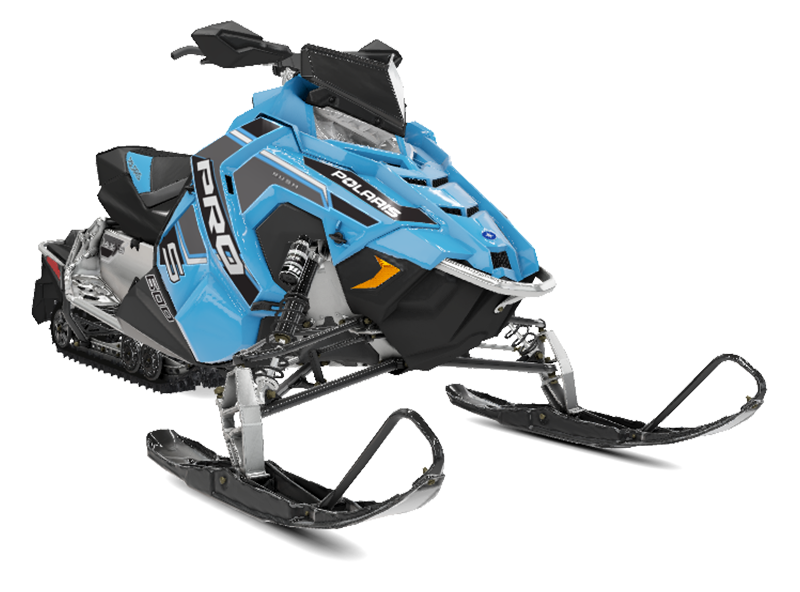 2020 Polaris 600 RUSH PRO-S SC in Ironwood, Michigan