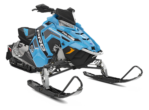 2020 Polaris 600 RUSH PRO-S SC in Duck Creek Village, Utah