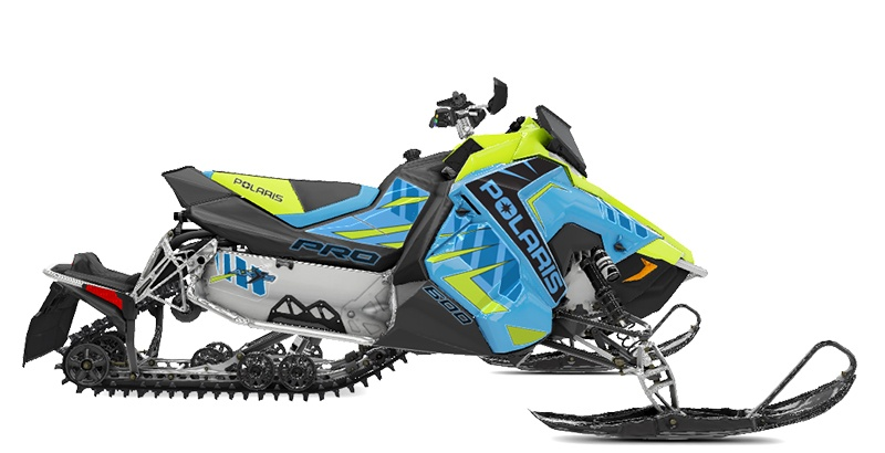 2020 Polaris 600 RUSH PRO-S SC in Wisconsin Rapids, Wisconsin