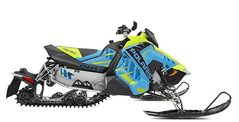 2020 Polaris 600 RUSH PRO-S SC in Littleton, New Hampshire