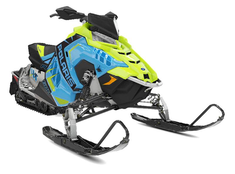 2020 Polaris 600 RUSH PRO-S SC in Bigfork, Minnesota - Photo 2