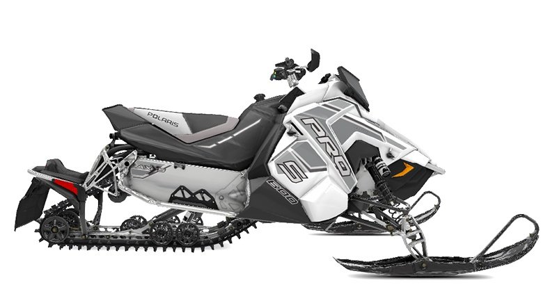 2020 Polaris 600 RUSH PRO-S SC in Littleton, New Hampshire - Photo 1