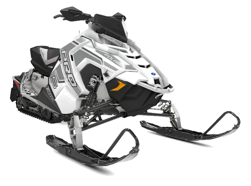 2020 Polaris 600 RUSH PRO-S SC in Little Falls, New York - Photo 2
