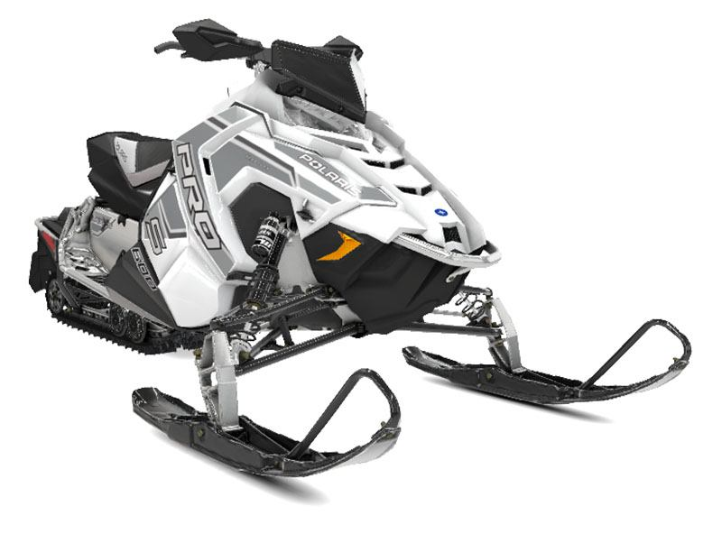 2020 Polaris 600 RUSH PRO-S SC in Hailey, Idaho - Photo 2