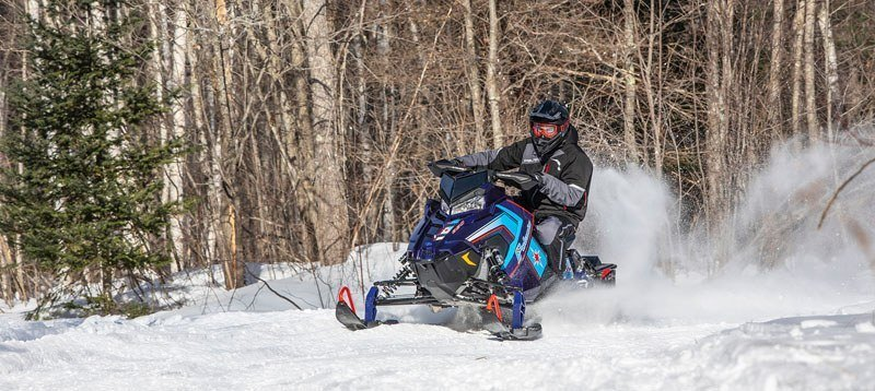 2020 Polaris 600 RUSH PRO-S SC in Antigo, Wisconsin