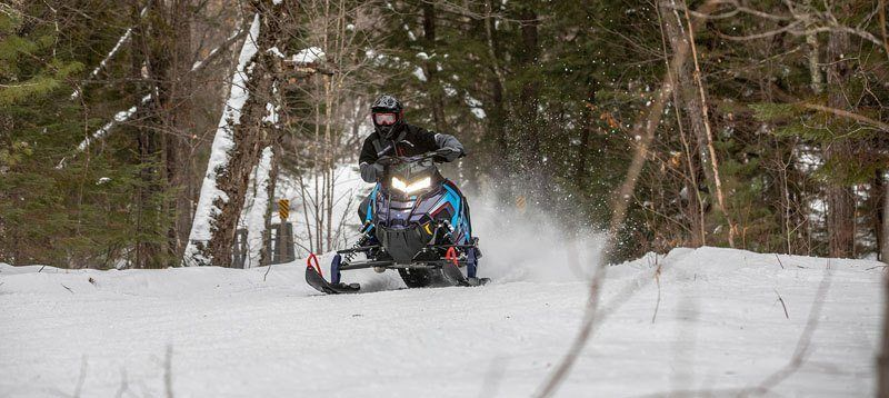 2020 Polaris 600 RUSH PRO-S SC in Hillman, Michigan